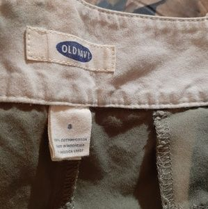 Old Navy Pants - Old Navy crop pants